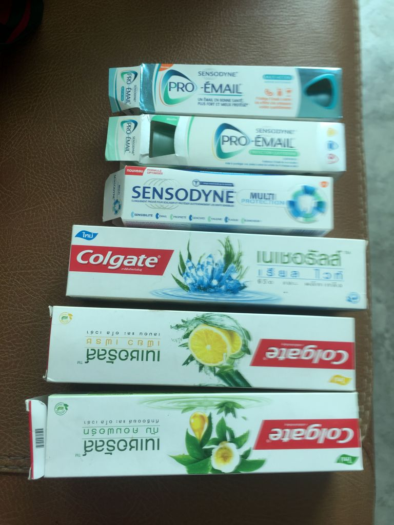 Parodontax Toothpaste China Factory