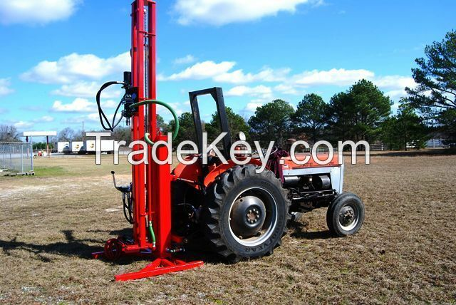 HD-T100 TRACTOR DRILLING RIG