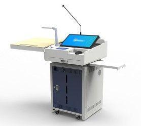 Pochar S800s Sound Visualizer Amplifier Microphone Computer Integrated Multimedia Podium