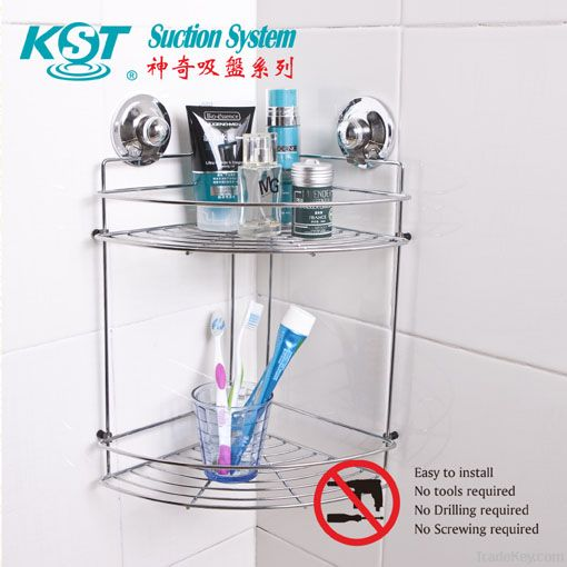 KST Suction Storage Basket