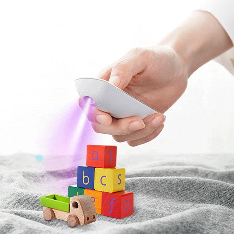 Portable UV Sterilizer Lamp Usb Mini UVC Handheld Ultraviolet