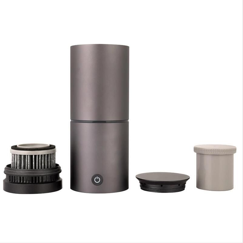 Mobile Type Home Odors Removed UVC Portable Small Air Purifier