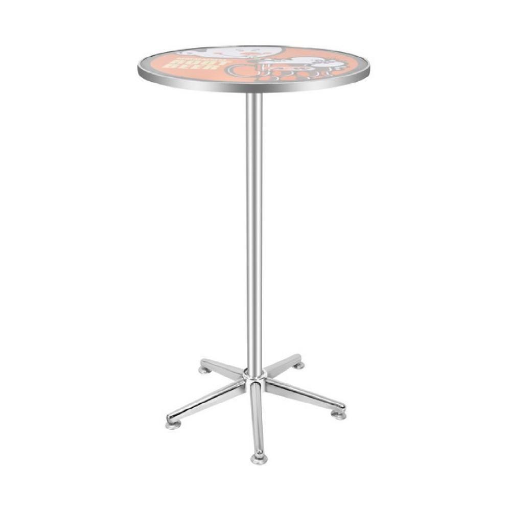 high table bar table cool bar table coffee table Folding Table high-adjustable swivel