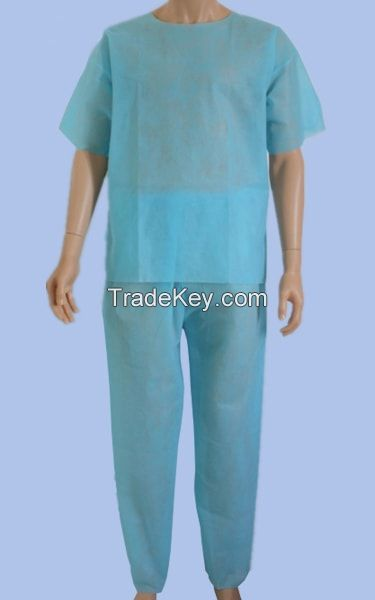 Disposable Srub Suit