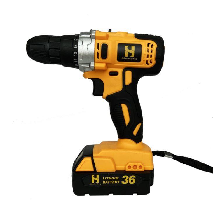 Hansheng power tools Impact Driver Drill