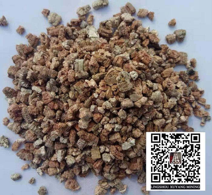 Vermiculite Manufacturer supply Expanded Vermiculite