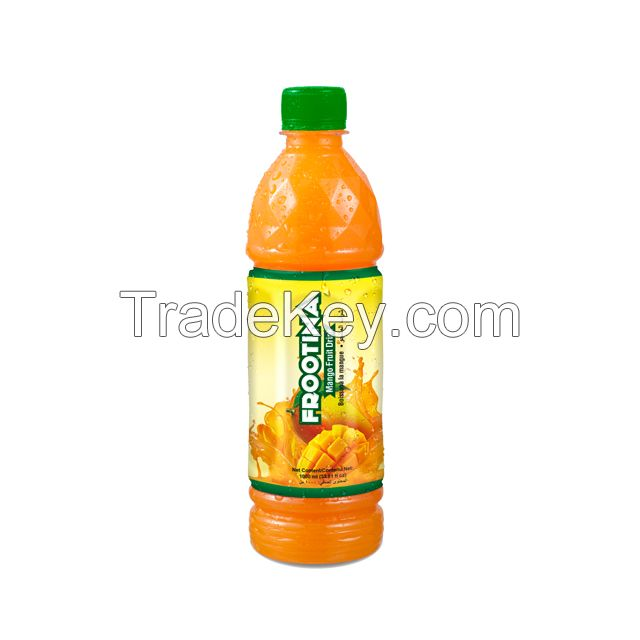 Sajeeb Fruit Drinks (Mango, Orange, Mixed Fruit, Pineapple, Litchi, Apple, Guava, Pomegranate, Tamarind) 250, 500, 1000 ml