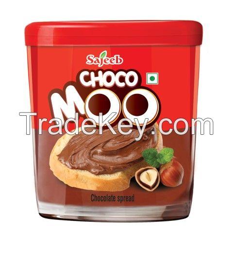 Sajeeb Choco Moo Chocolate Spread (135 gm, 200 gm, 250 gm, 400 gm)