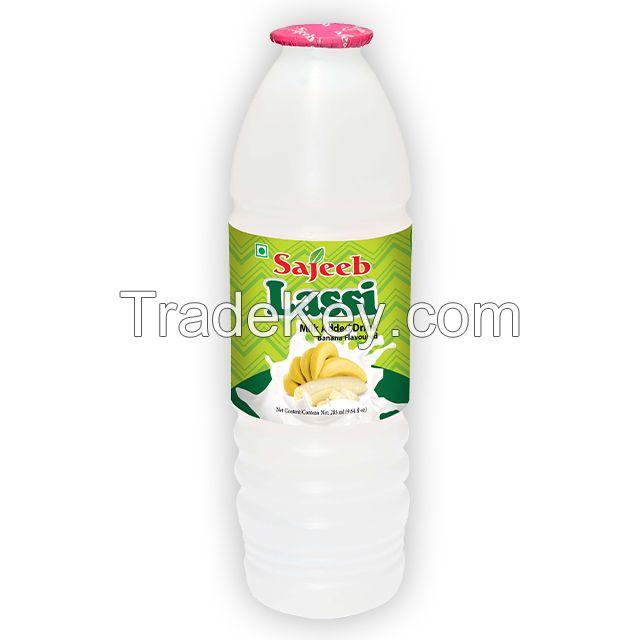 Sajeeb Lassi (Yogurt, Strawberry, Mango and Banana Flavor) 285 ml