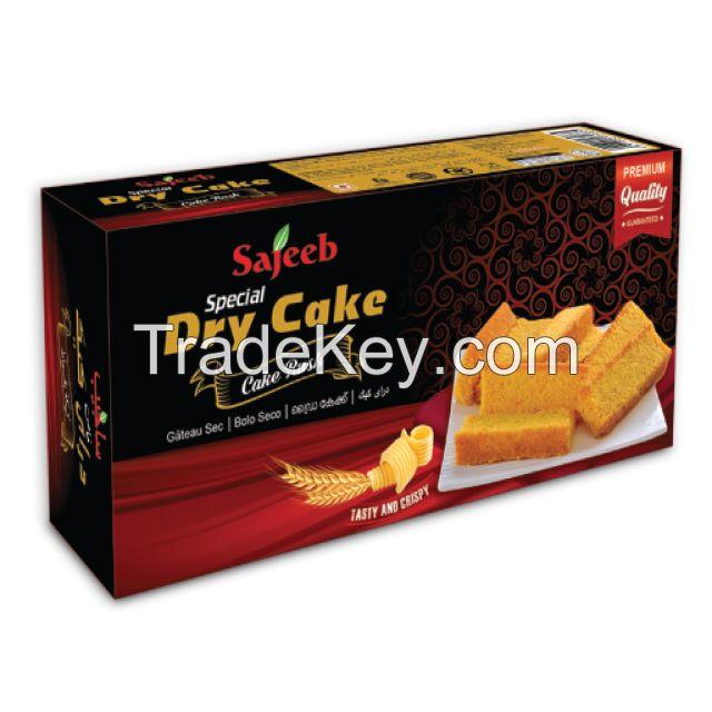 Sajeeb Dry Cake (130 gm and 350 gm)
