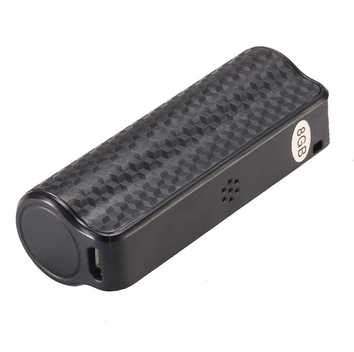 Digital Voice Recorder 8GB Voice Activated Recorder with 500 Hrs Working Time and Strong Magnetic for Lectures