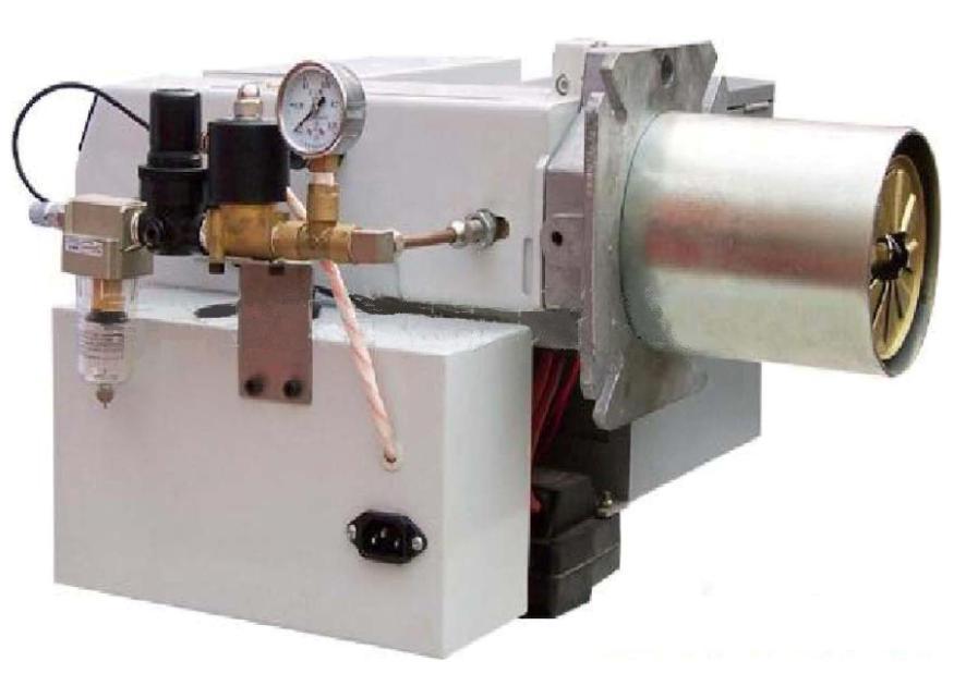 waste oil burner / used oil burner / burner / waste oil heater