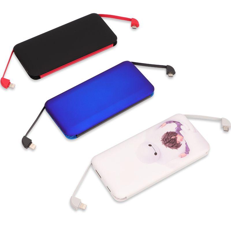 Power Bank 10000mAh Portable Fast Charging Phones Charger Power Bank USB