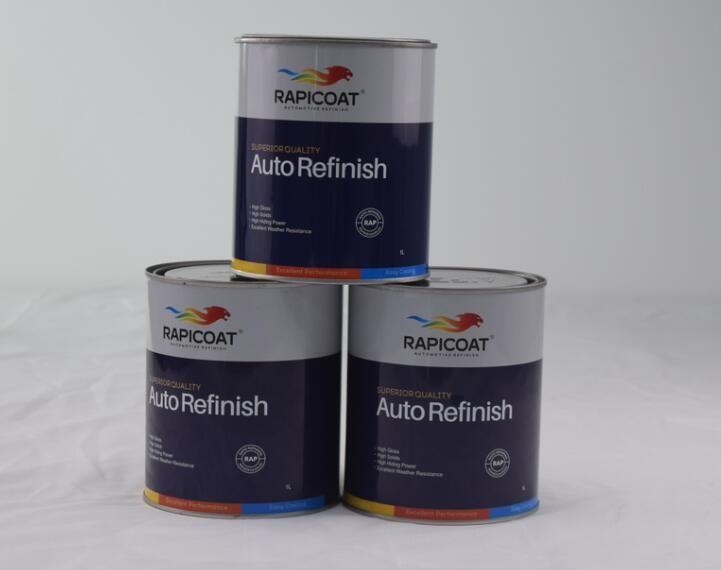 Good flow professional spray auto paint manufacture