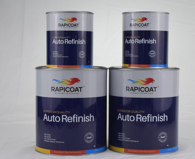 fast drying Mixing Automotive Paint for aftersales market