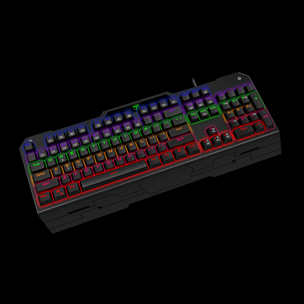 Brand New K301 Wired T-dagger Keyboard   Ergonom Gaming Keyboard