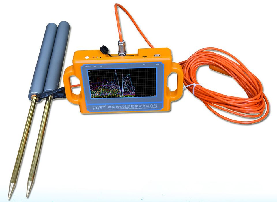PQWT-S300 Water Detector With Adjust Depth 100m/150m/300m