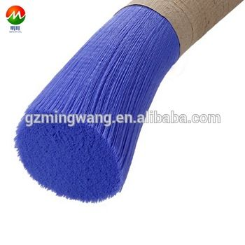 Made in China cleaning brushes filaments nylon bristles with many kinds color