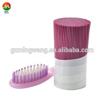 High Quality DuPont Nylon Bristle Synthetic Nylon Fiber toothbrushes Filaments