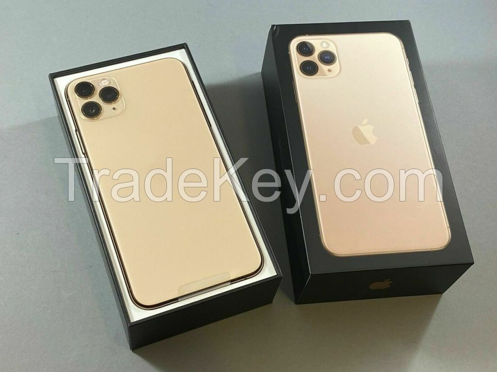 Brand New  iPhone 11 Pro Max 256GB Gold Unlocked
