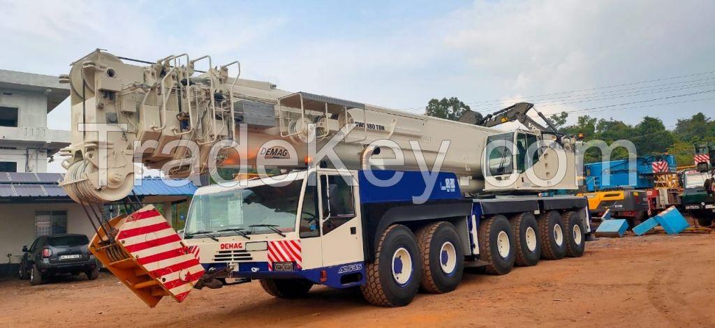 Demag 180 ton crane for sale