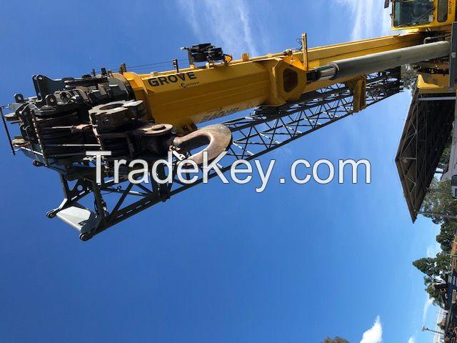 CRANE Grove RT9130E-2 2012