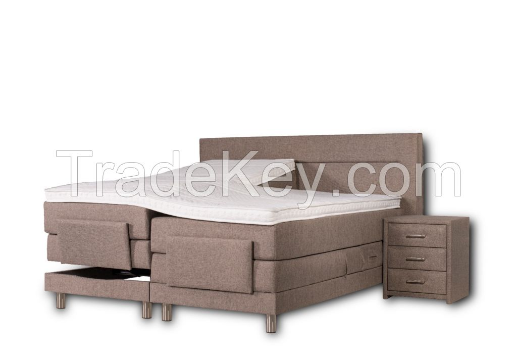 High Class European Boxspring beds