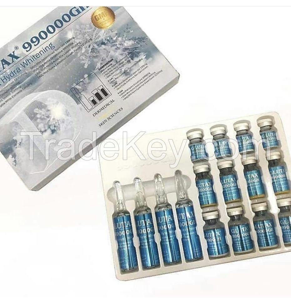 Glutathione Extra Skin Whitening Serum 4 sets