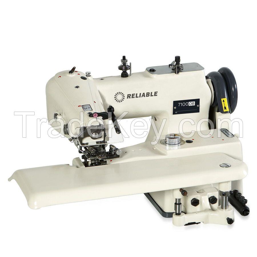 Reliable 7100DB Drapery Blindstitch Machine