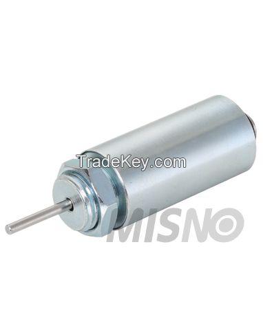 Tubular Solenoid Electromagnet, Push Pull, DC / AC voltages