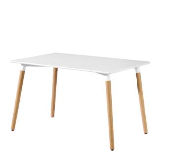 Japanese living room furniture modern long wooden tea table design for sale