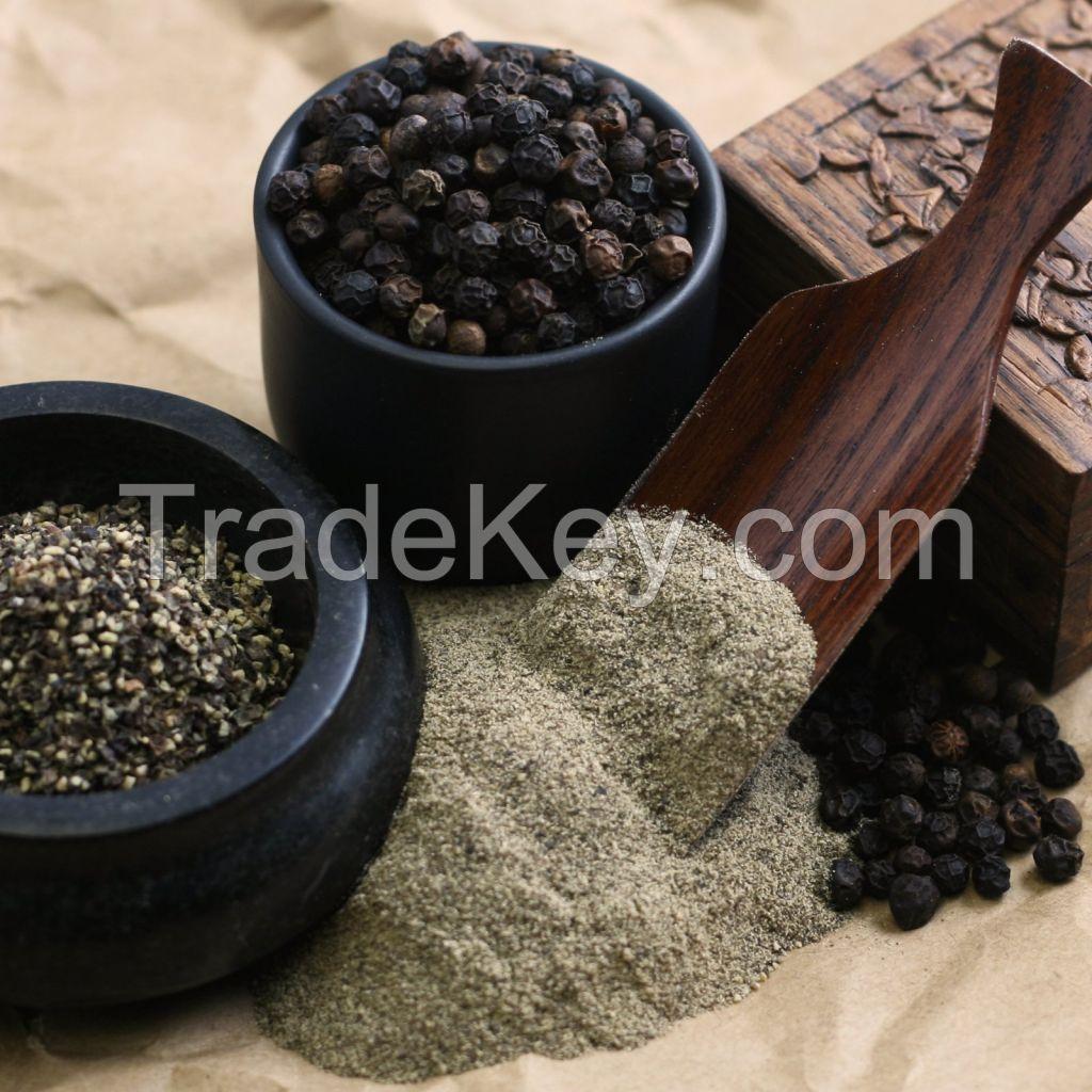 Black pepper, s