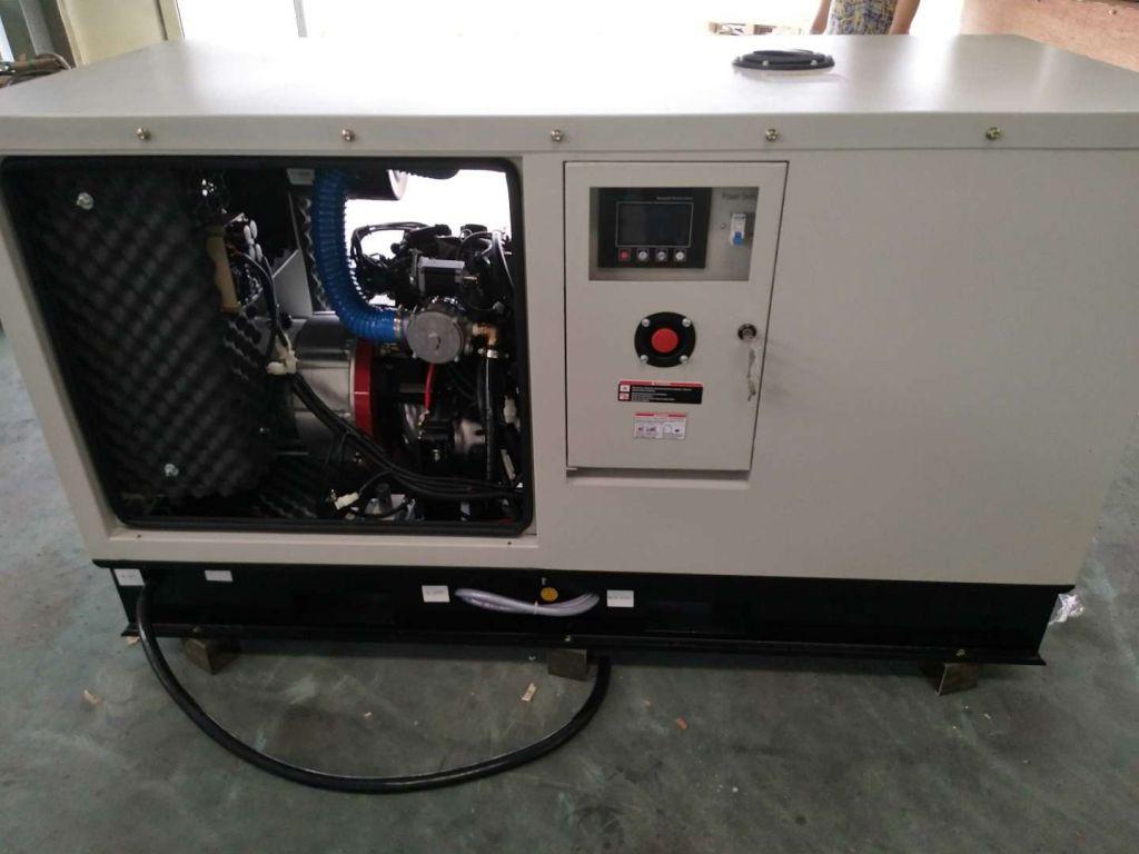 10kw 1500rpm biogas generator set