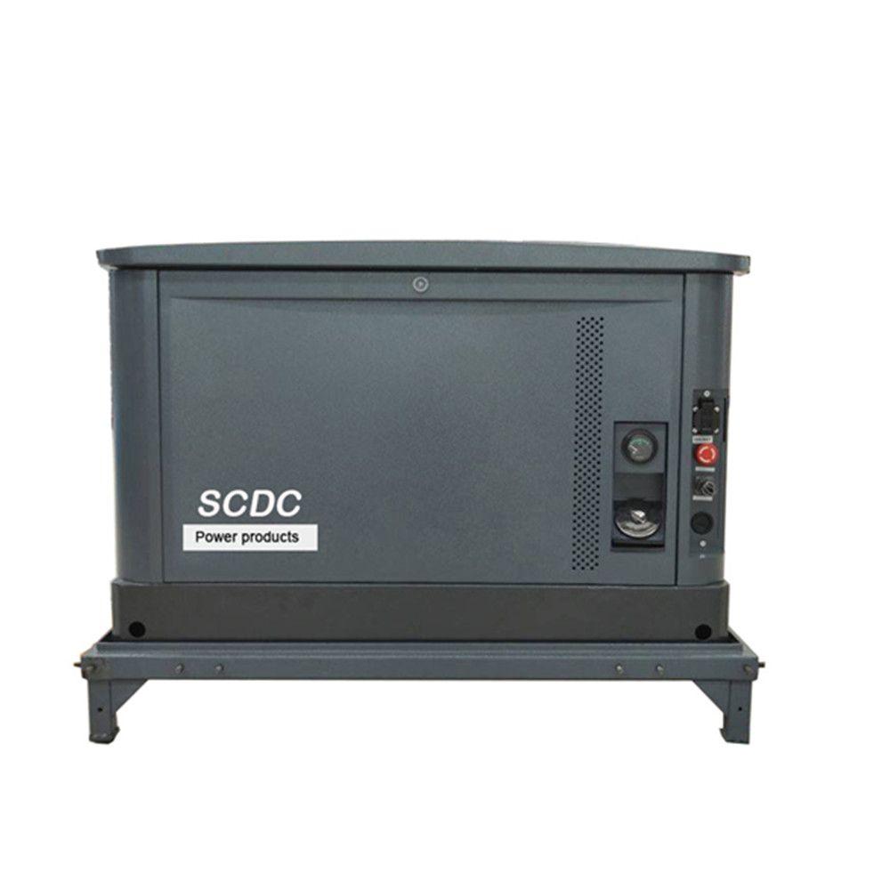 In stock 10kw biogas generator set