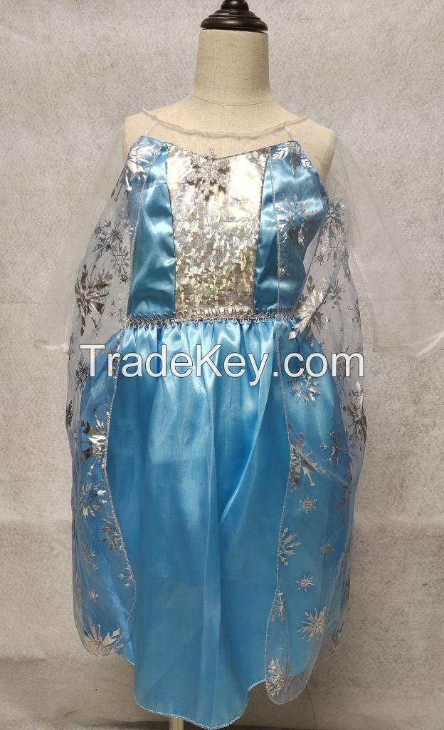 Elsa Frozen,ice pricess dress up skirt