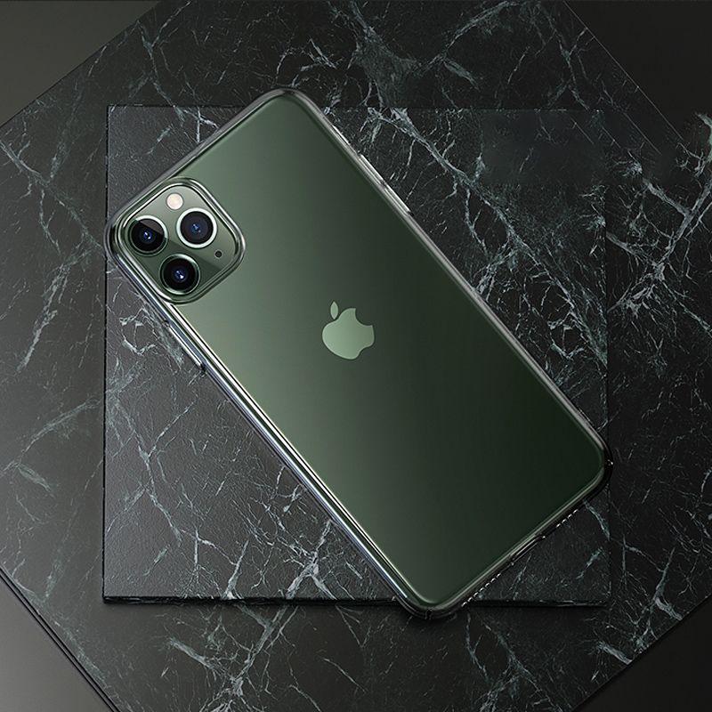 Transparent PC phone case