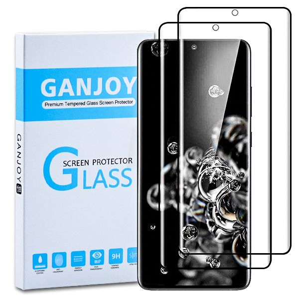 3D Curved Edge Mobile Phone Screen Protector Glass