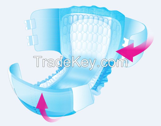 Wellsoon Adult Diaper