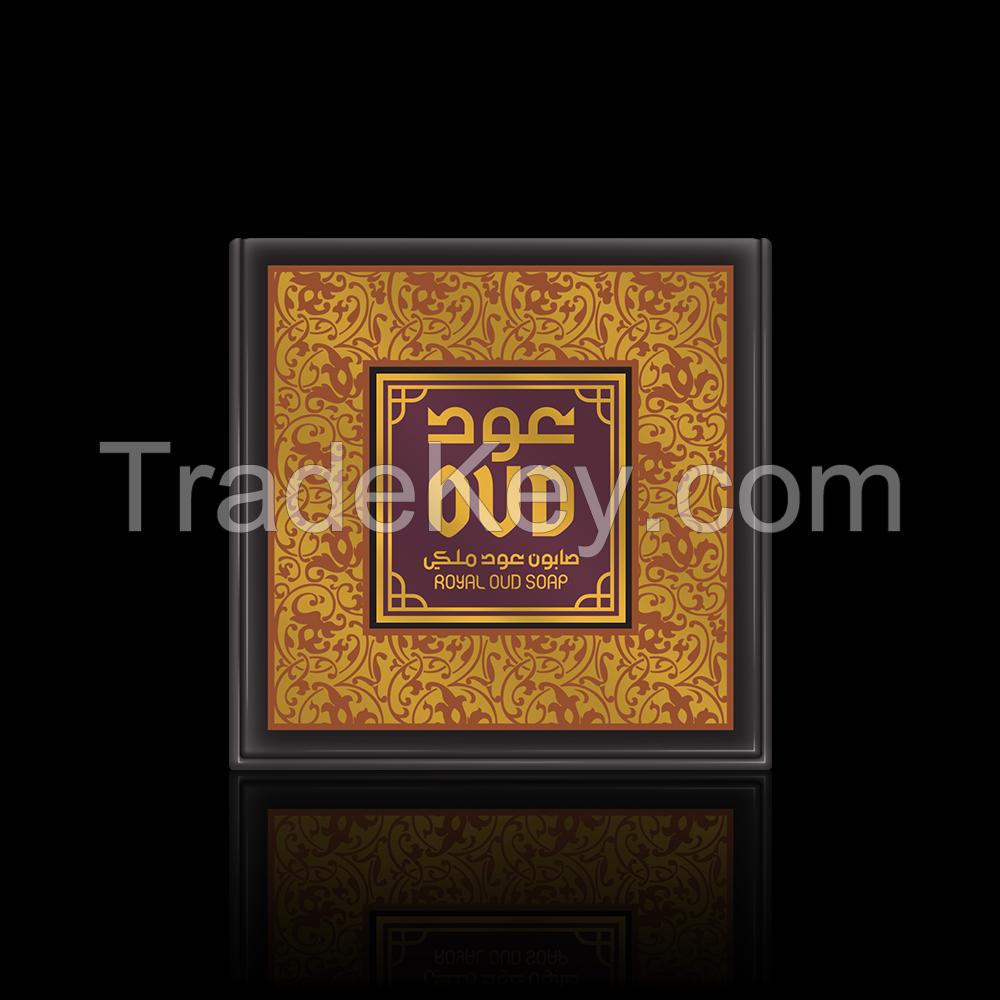 Oud Soap - Royal 125g
