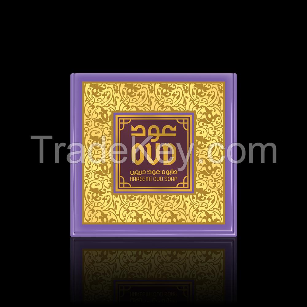 Oud Soap 125gm - Sultani