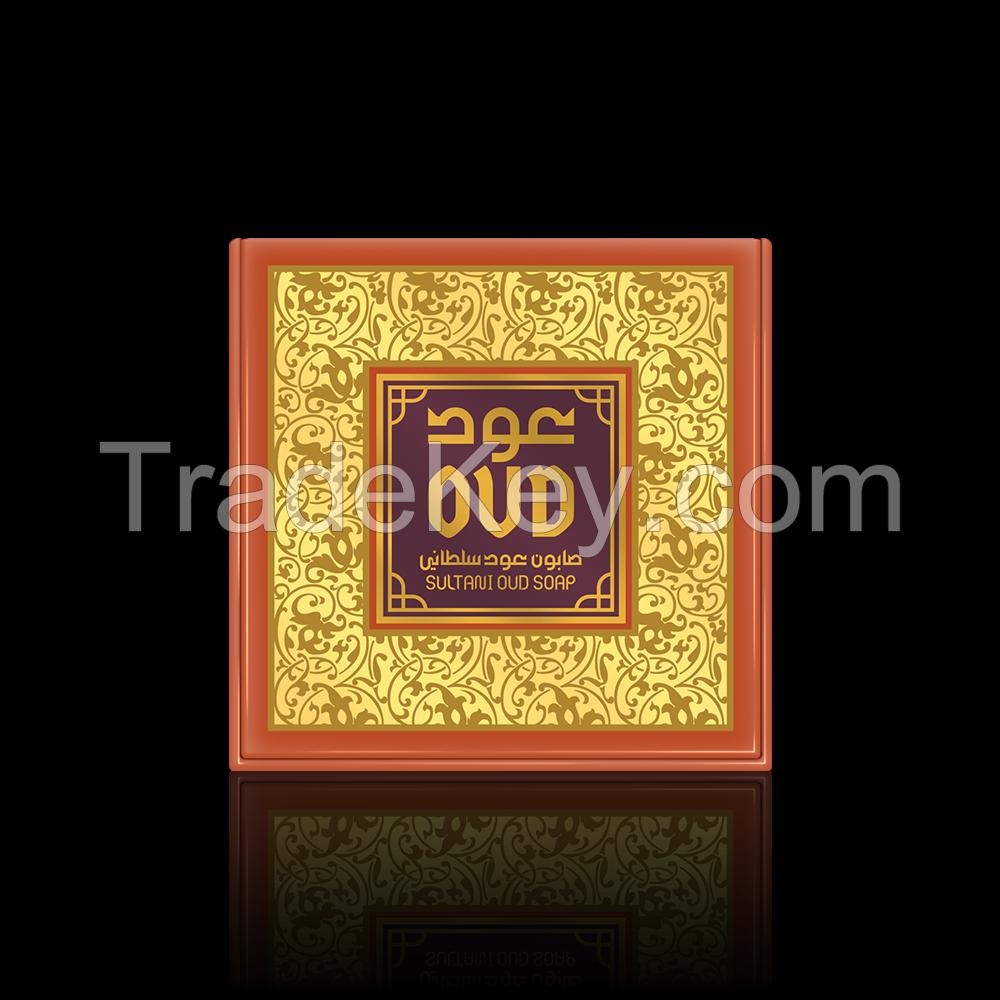 Oud Soap 125gm - Rose