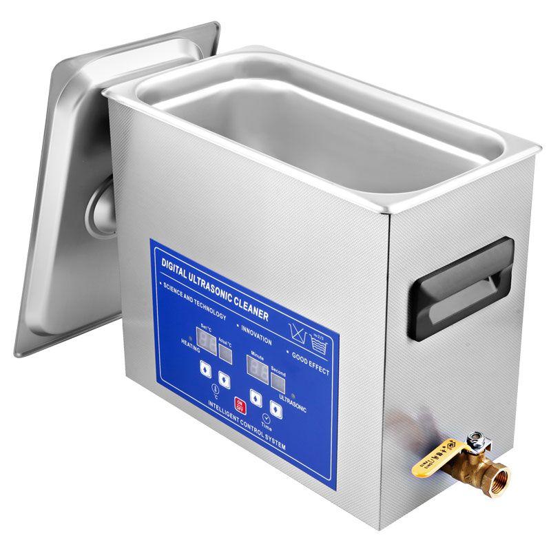 6L Digital Ultrasonic Cleaner for Dental