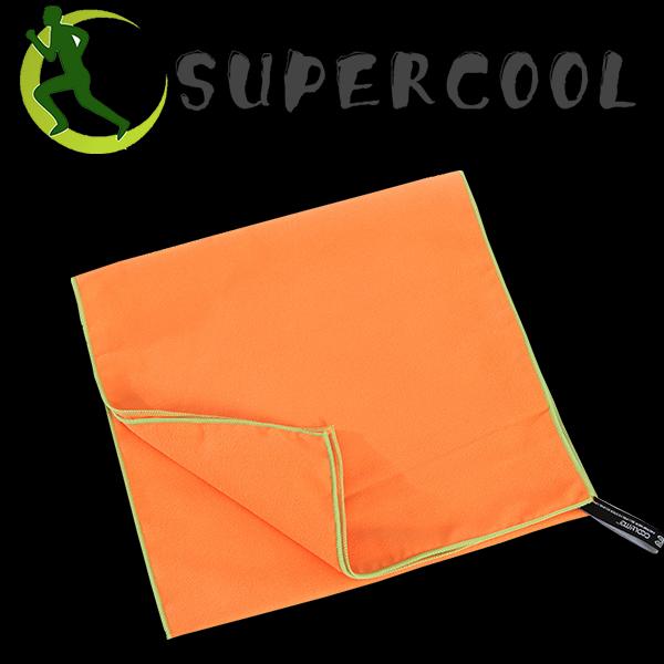 Microfiber Sports Towel with mesh bag