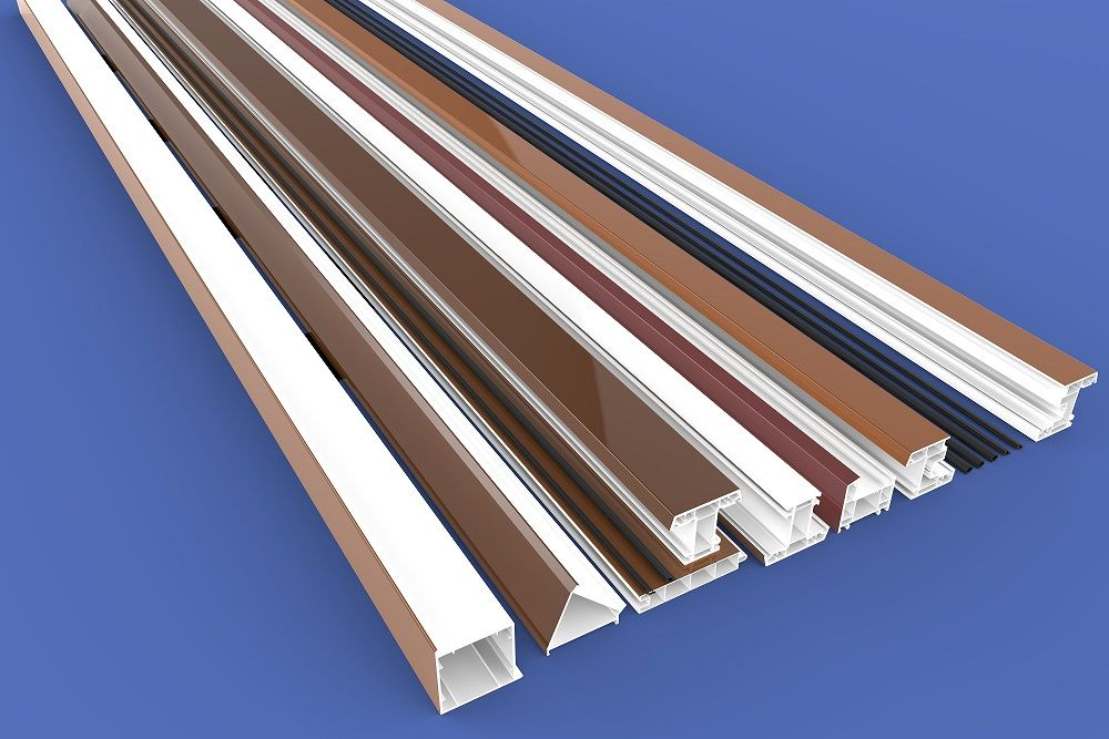 single-sided color 88 sliding profiles series