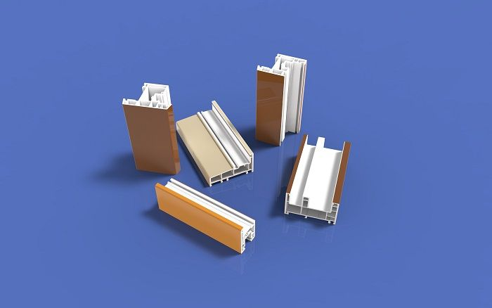 double-sided color profiles 65 casement series