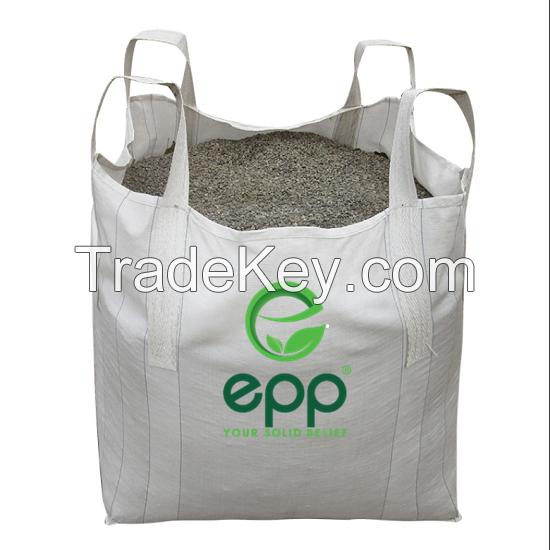EPP 1 TON FIBC BAG FOR CEMENT JUMBO BIG BAG BULK CONTAINER BAG BULKA BAG FOR CHEMICALS