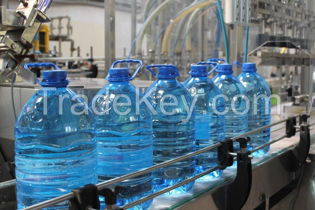 Export Of Drinking Water From Russia