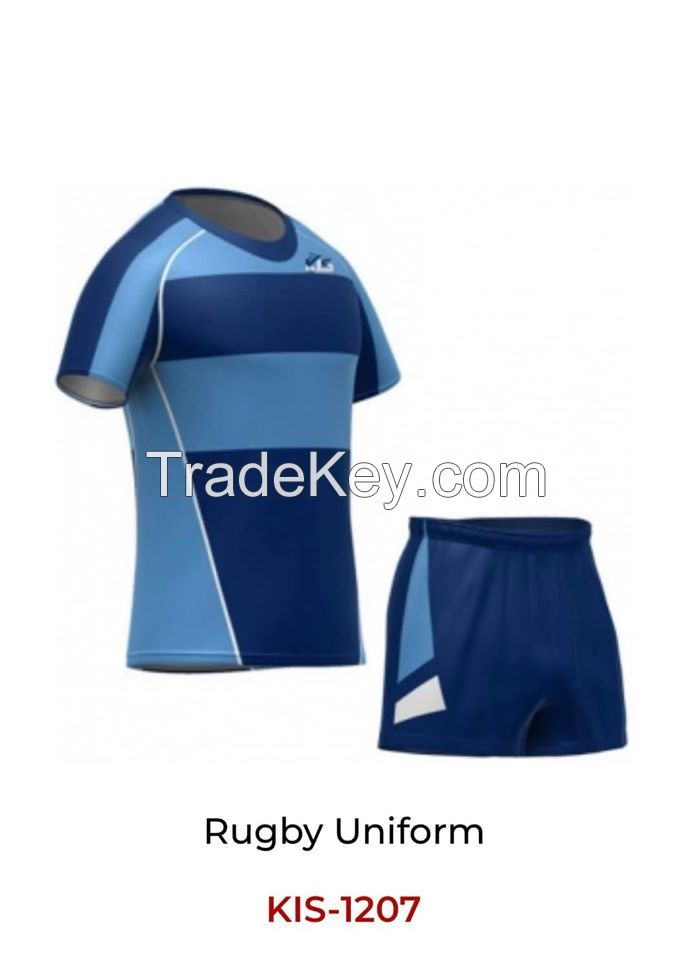 Rugby Uniform Min. 50 Order