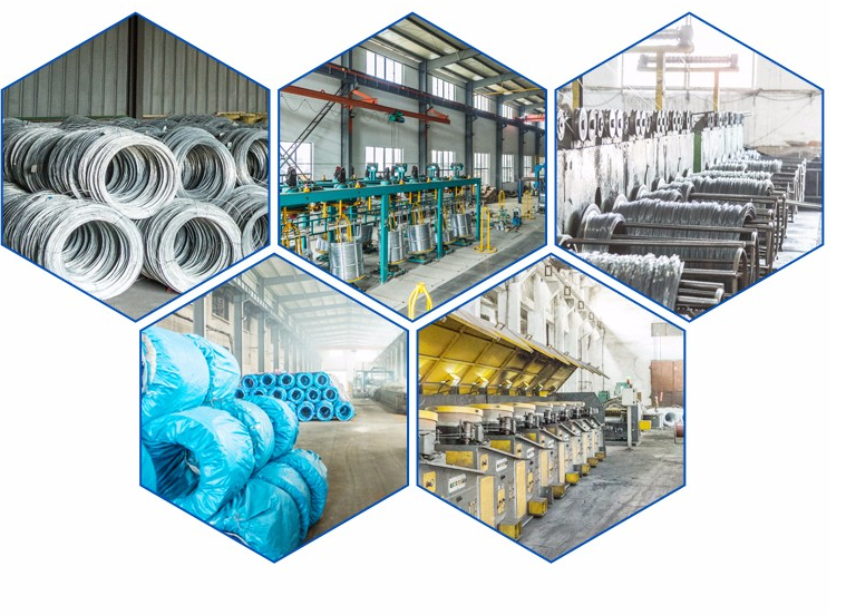 Galvanized steel wire strand wire for ACSR cables Chinese supplier
