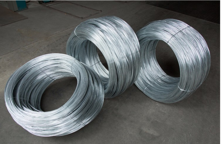 High tensile strength high carbon factory direct sale galvanized steel wire for ACSR 1.4mm, 1.6mm, 2.8mm
